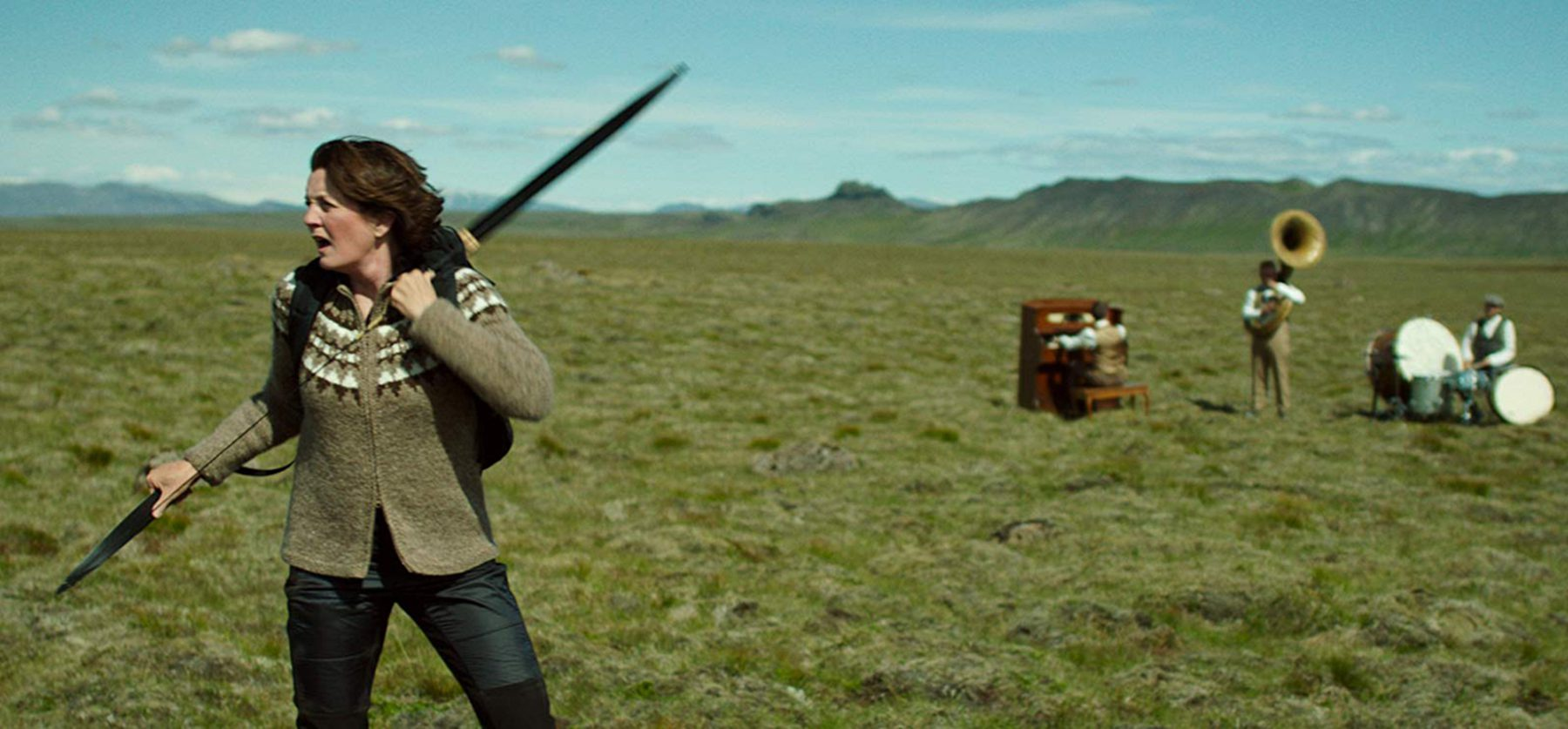 Woman at War' Review: Mother nature vs motherhood | Cinemacy